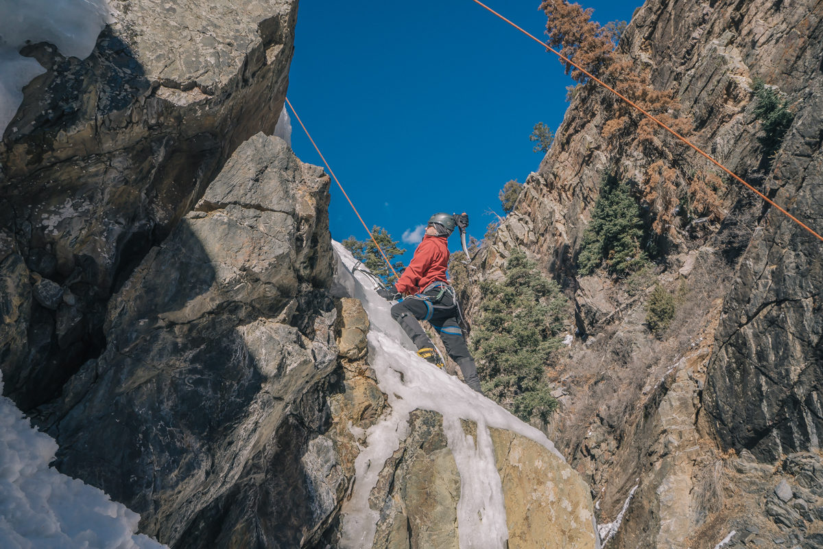 Ouray Colorado ice climbing adventure trip-14