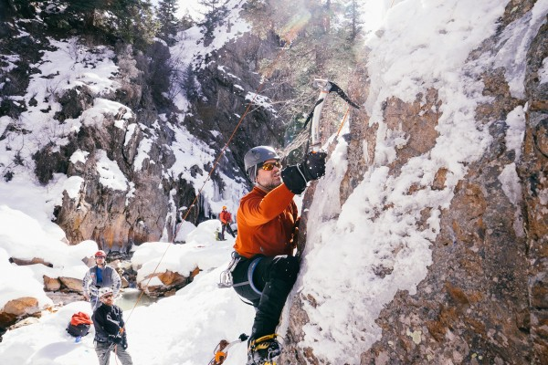 Ouray Colorado ice climbing adventure trip-19