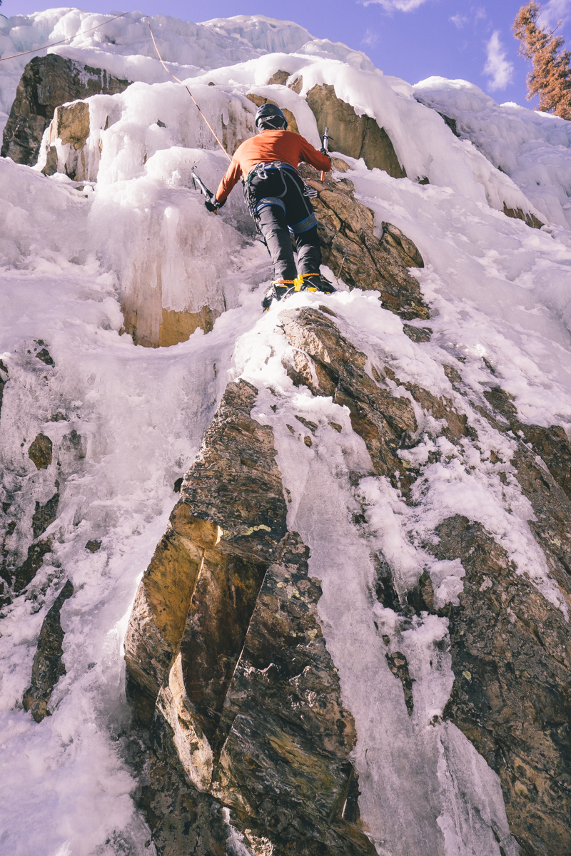 Ouray Colorado ice climbing adventure trip-23