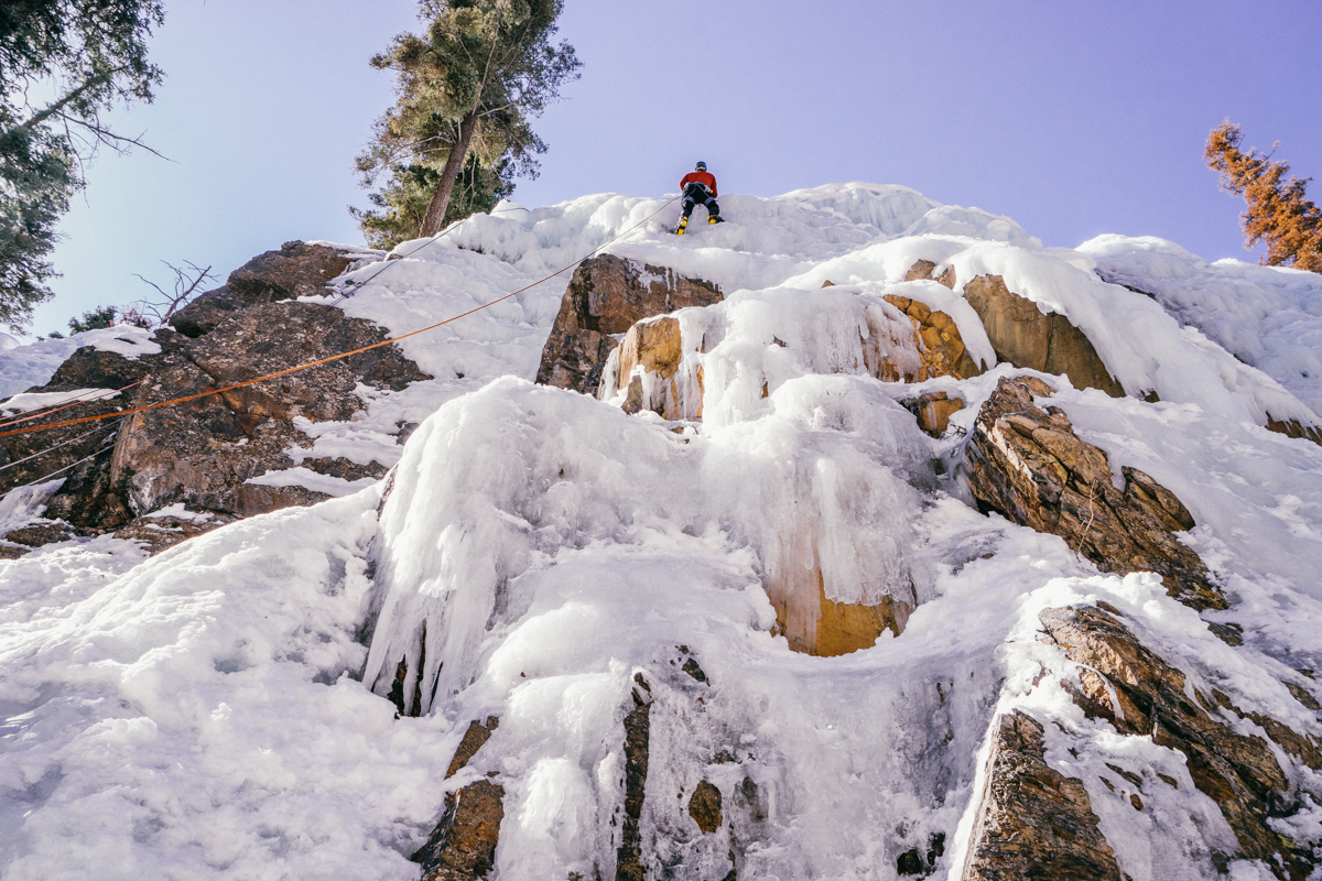 Ouray Colorado ice climbing adventure trip-24