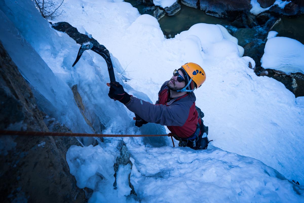 Ouray Colorado ice climbing adventure trip-3