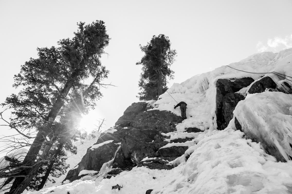 Ouray Colorado ice climbing adventure trip-36