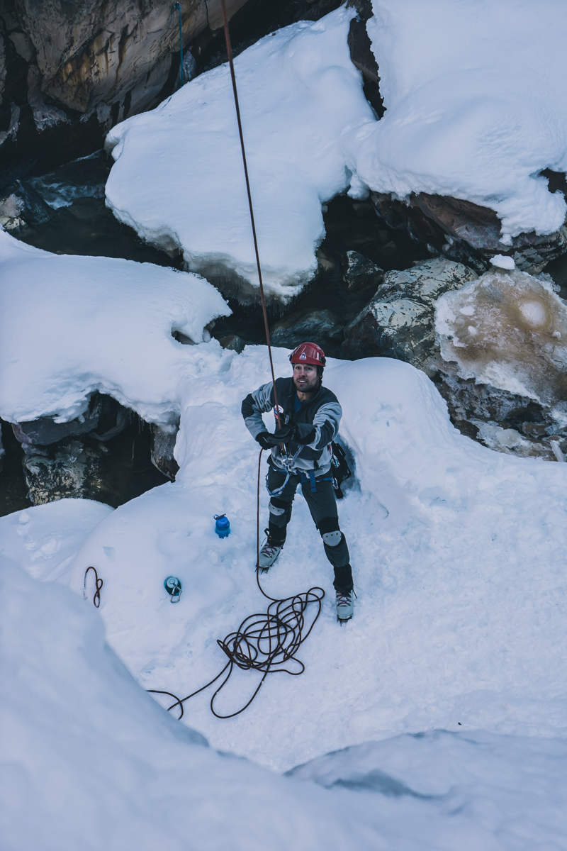 Ouray Colorado ice climbing adventure trip-7