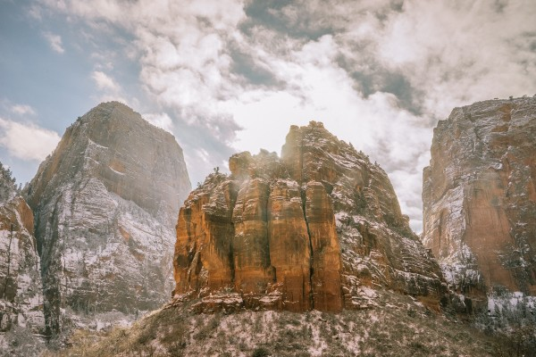 Zion Utah scenic vacation trip-17